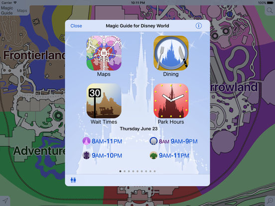 The best iPhone apps for Disney World - appPicker