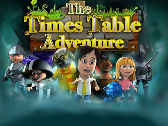 The Times Table Adventure screenshot 6