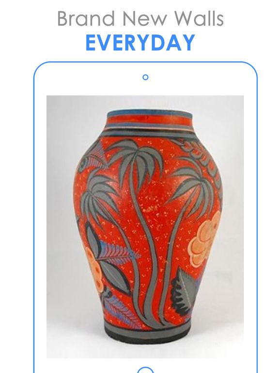 App Shopper: Free Pottery Design idea | Best Pot Paint Styles (Shopping)