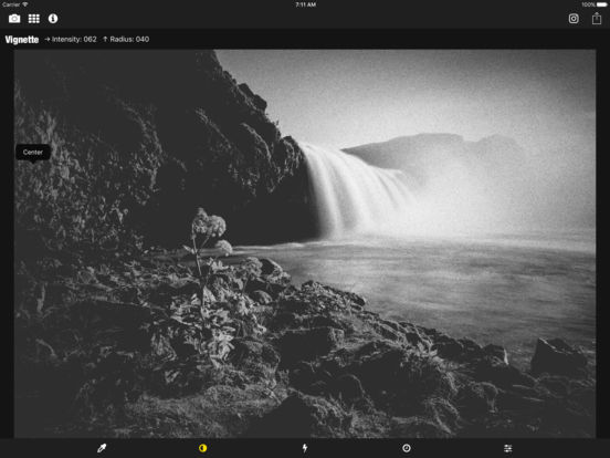Monochromia - Black & White Photography iPad Screenshot 2