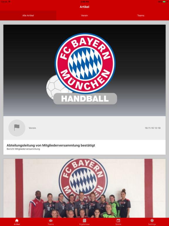 bayern münchen handball