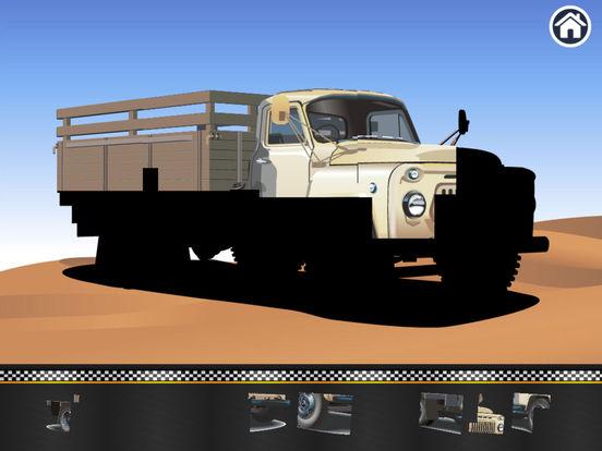 AAA³ Trucks Puzzle Challenge (Premium) Screenshots