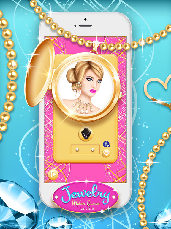 App Shopper Jewelry Maker Game For Girls Fashion Studio Design Games
