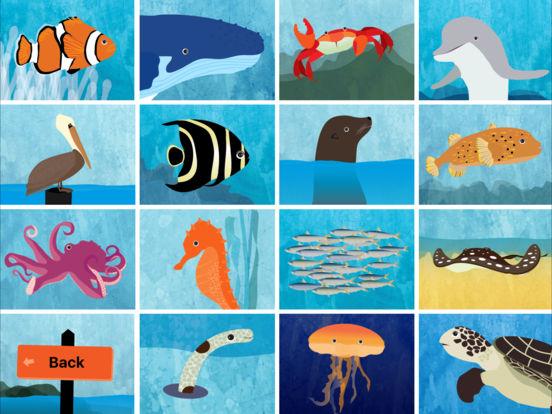 Peek-a-Zoo Sea: A Baby & Toddler Peekaboo Aquarium