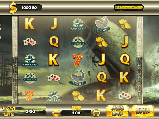 Moby Dick Slot Machine - Win Big Playing Online Casino Games