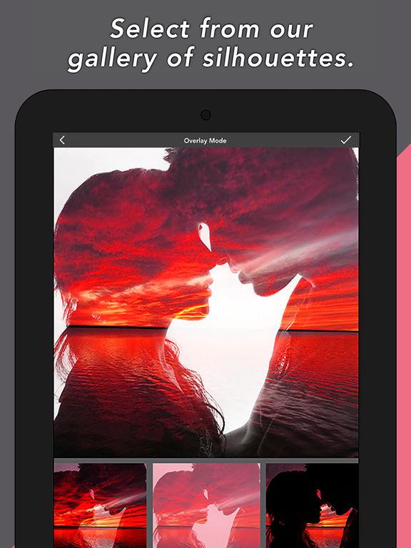 Piclay - Photo Editor, Blend, Mirror, Collage screenshot