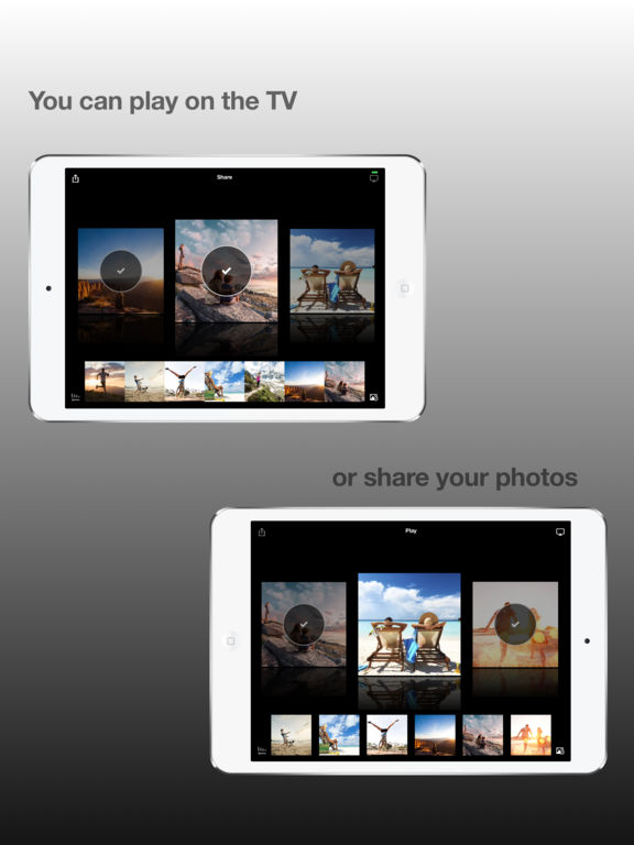 AirGallery - Share or Play your photos Screenshots
