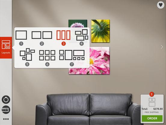 App Shopper Qowalla Custom Wall Art Gallery Designer