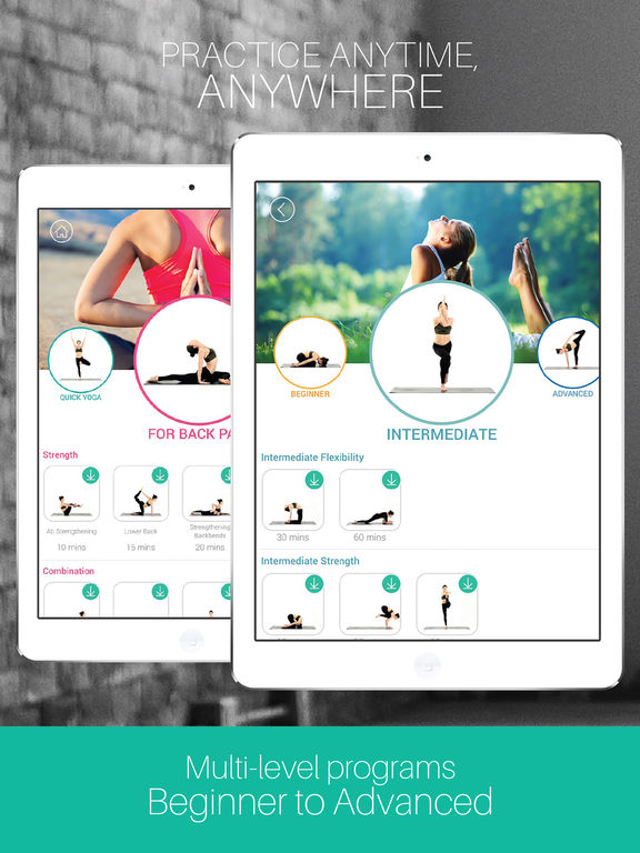 Global Yoga Academy Screenshot