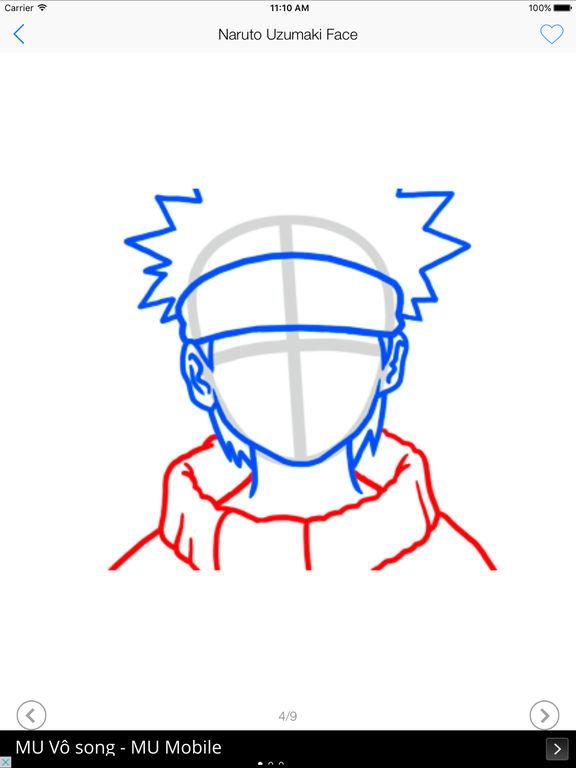How To Draw Anime - Manga screenshot