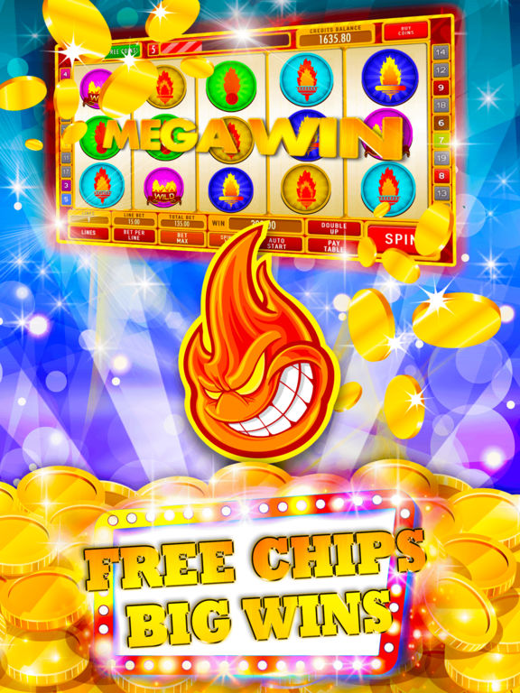 Firestorm Slot - Play Free Casino Slot Machine Games