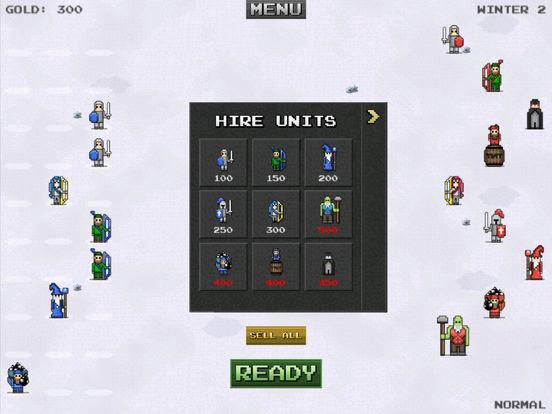 Screenshot #4 for 8bitWar: Origins