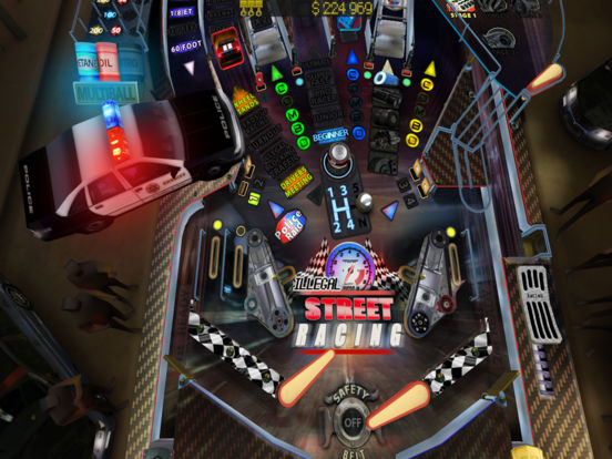 Pinball HD iPad Screenshot 2