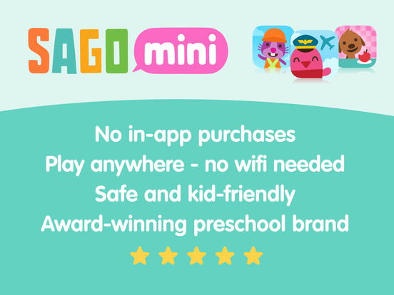 Sago Mini Puppy Preschool screenshot 10