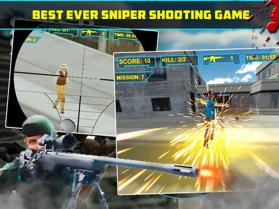 App shopper sniper shooting 3d free game games