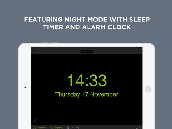 97.4 Rock FM iPad Screenshot 3