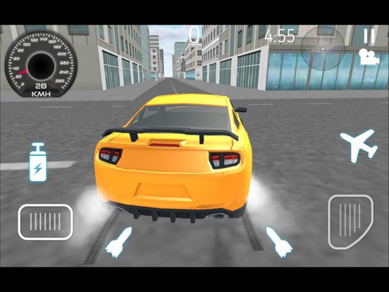 Скачать игру Flying Car San Andreas Shooter