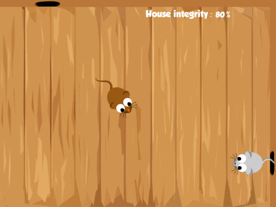 Happy Cats a game for Cats iPad Screenshot 2