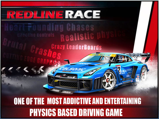 Redline Race ( Free 3D Furious Car Racing Game ) Screenshots
