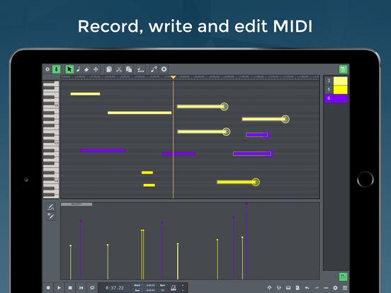App Shopper: n-Track 8 Music Recorder Studio (Music)