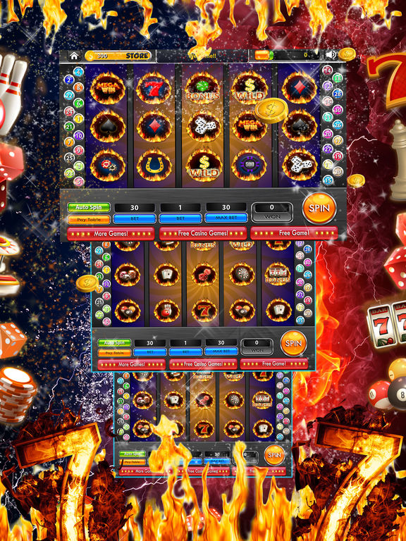 Free blazing 7 casino slots