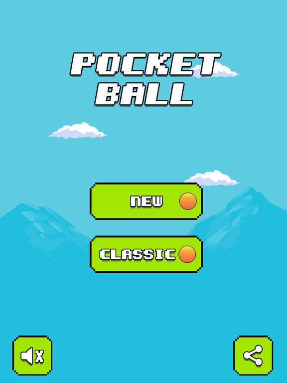 Pocket Ball Flappy Games For Girls & Boys & Kids-ipad-0