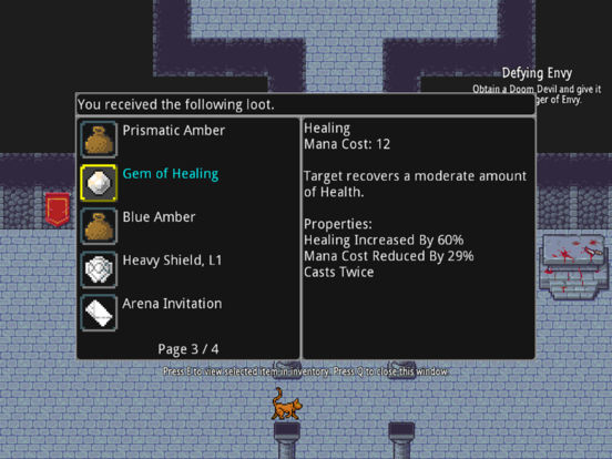 Siralim 2 (RPG / Roguelike) Screenshots