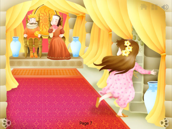 The Nutcracker - Bedtime Fairy Tale iBigToy Screenshots