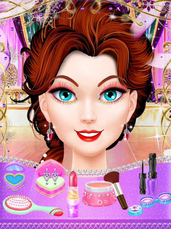 Radha Makeover Salon screenshot 8
