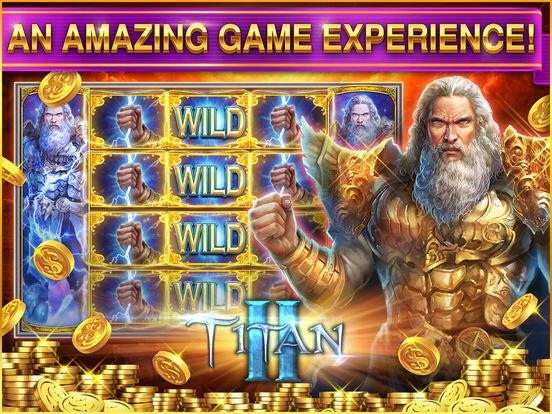 Slots™ - Titan's Way