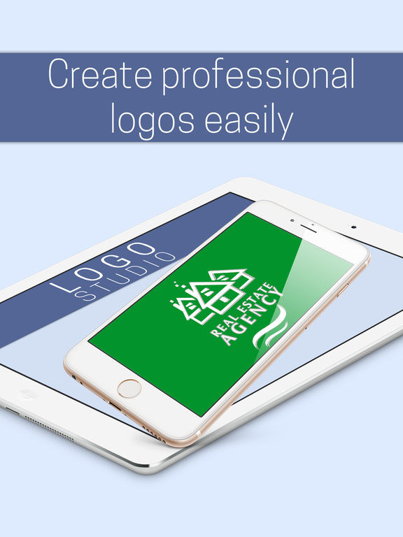 Logo Studio Designer - Graphics, Flyer, Poster, Postcard Creator, Maker & Editor screenshot