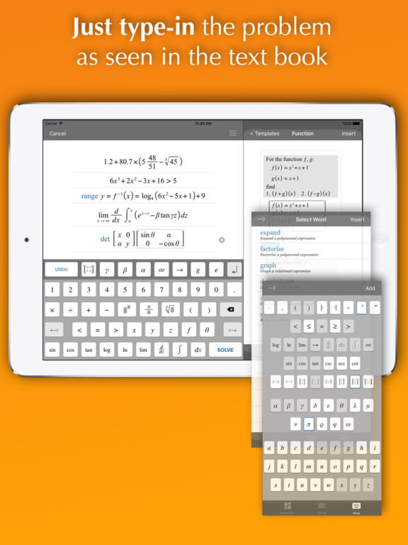 pre calculus problem solver Basic math pre-algebra  algebra calculator pre-algebra calculator in math  you don't really know how to solve the problem and are not going to know what .
