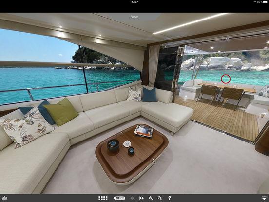 Princess Yachts iPad Screenshot 4