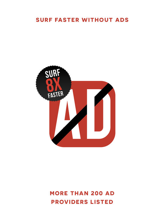 Ad Blocker - Easily Block Ads Screenshots