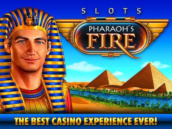 Slots Pharaoh's Fire