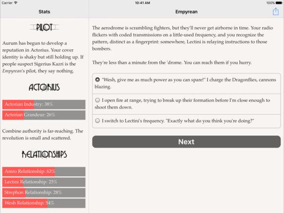 Empyrean Screenshots