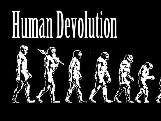 Human Devolution iPad Screenshot 1
