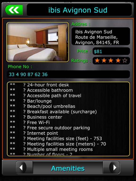avignon offline map travel guide app store. Black Bedroom Furniture Sets. Home Design Ideas