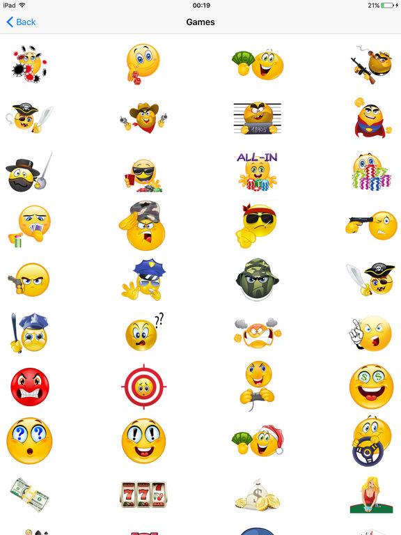 apps extra emojis adult emoticon