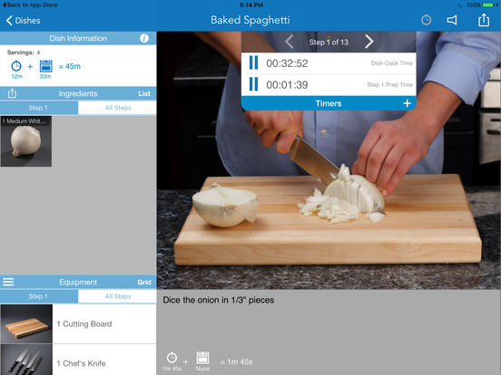 VizChef iPad Screenshot 3