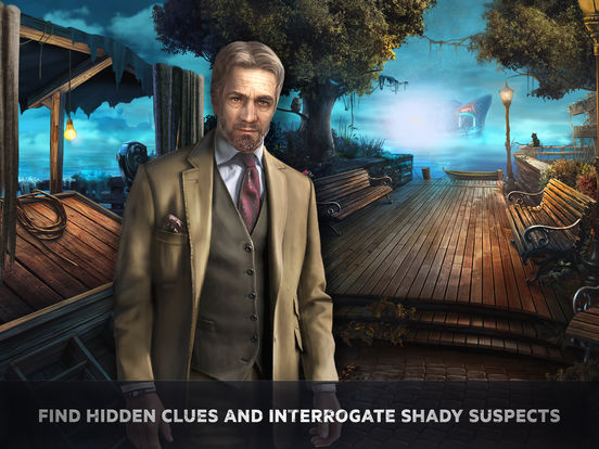 Adam Wolfe: Dark Detective Mystery Game (Full) Screenshots