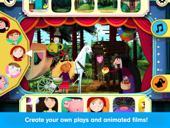 The Complete Fairytale Play Theater screenshot 6