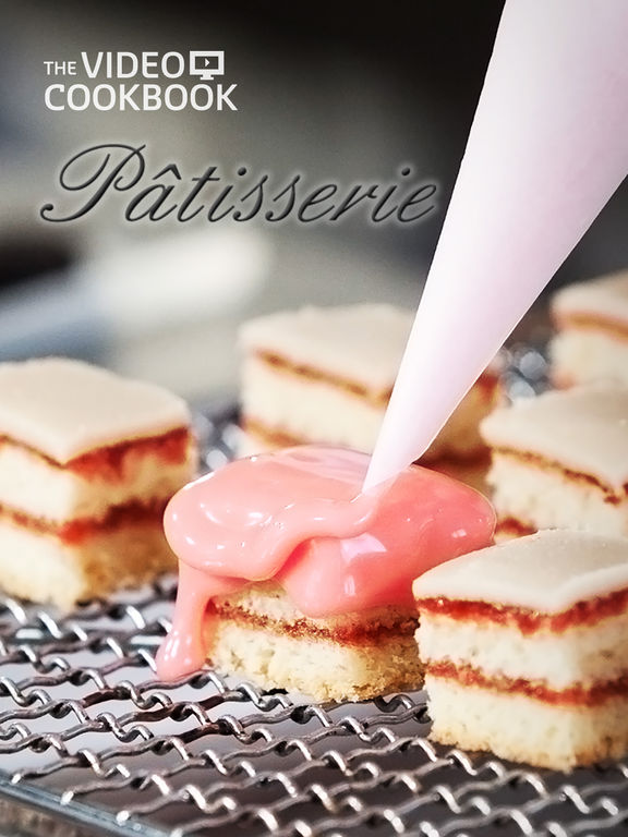 The Video Cookbook - Pâtisserie and Desserts screenshot