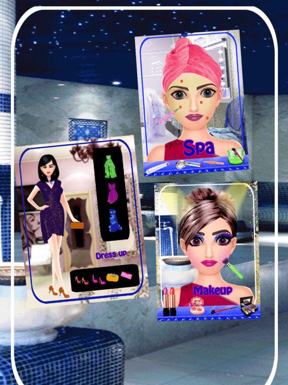 App Shopper Fashion Doll Makeover Glam Doll Makeover
