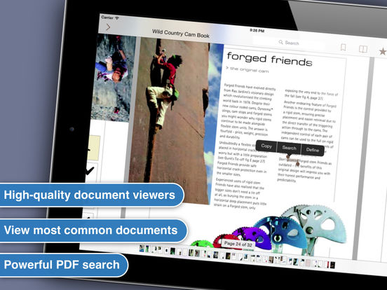 Files HD : Document Reader iPad Screenshot 2