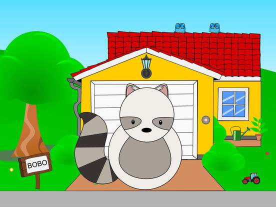 Bobo Garage - Car Game for Toddlers 1-2 Years Old Screenshots