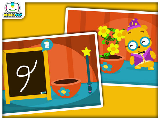 Bogga Magic - play a magician, for kids Screenshots