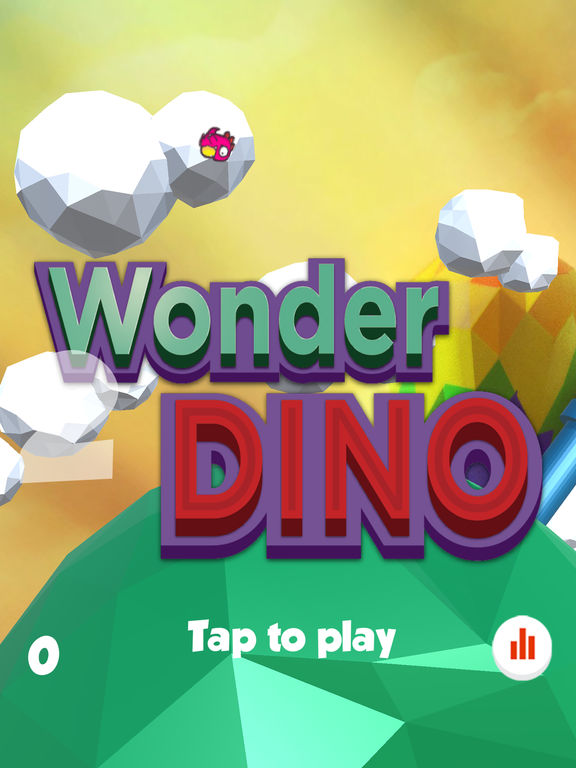 Wonder DINO Features Impressive 3D Graphics and Challenging Gameplay Image
