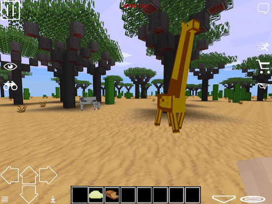 BlockCraft Survival -- Voxel WorldCraft Gamescreeshot 1