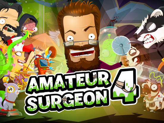 Amateur Surgeon 4 Screenshots